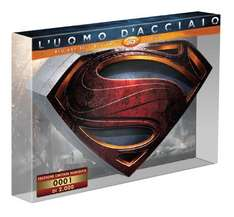 Man of Steel Limited Collector's Edition Tin Box für 37,33€ inkl. VSK @amazon.it