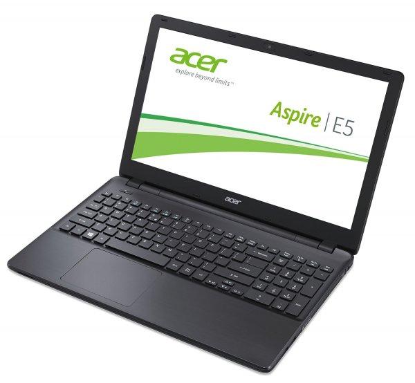 Acer Aspire E5-571G 15,6 Zoll Full HD / matt / i5-5200U 2,7GHz / dedizierte NVIDIA GeForce 840M 2 GB / 4GB RAM / 508GB SSHD