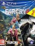 Far Cry 4 & Watch_Dogs (PS4/Xbox One) für 43,83€ @Amazon.fr