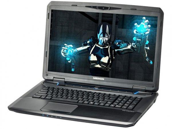 MEDION® ERAZER® X7835 mit Nvidia GTX 980M