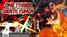 [Steam] One Finger Death Punch Blitzdeal!