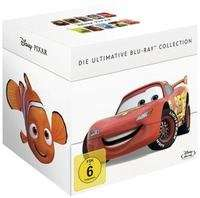 Disney Pixar Collection - Blu-Ray bei Buch.de