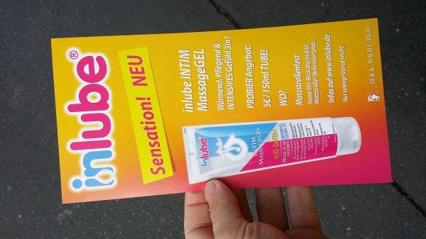 Intim Massage Gel auf Motz Strassenfest Berlin  PromoDeal