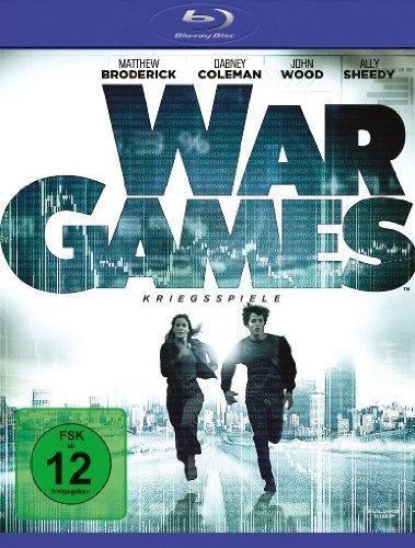 War Games Blu-ray bei Amazon.de für 5,77€ mit Prime, sonst +Versandkosten oder Buch