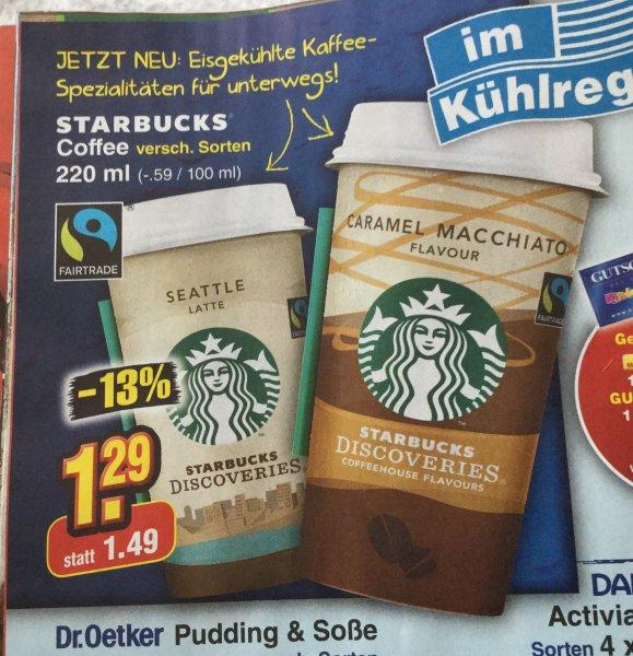 KW26 Netto MD Starbucks Coffee sagenhafte -.59 Cent mit Coupies