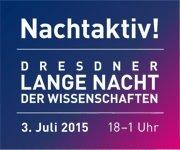 [lokal] Dresdner Lange Nacht der Wissenschaften: Eintritt, Bus & Tram kostenlos