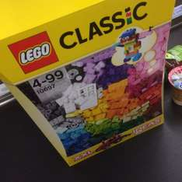 Lego 1500 Steine, real Rosenheim (Lokal?)