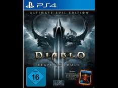 [Saturn] Diablo 3: Reaper of Souls - Ultimate Evil Edition (PS4) für 24,99€ versandkostenfrei