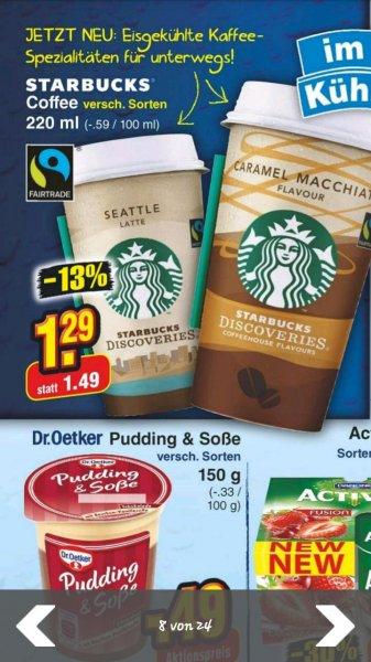 Netto Starbucks-Kaffee 0.59€ ( Angebot & Coupies )