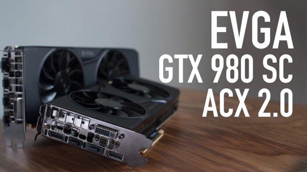 "EVGA Grafikkarte ""GTX 980 Superclocked ACX 2.0"" für 519 €, @ZackZack"