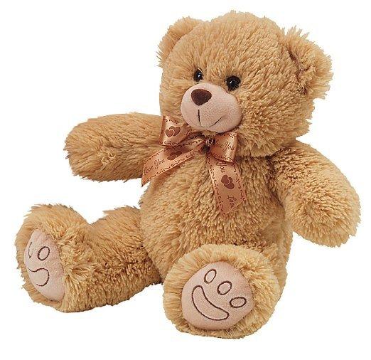 [Amazon-Prime] Plüsch Teddy mit Schleife, 70 cm