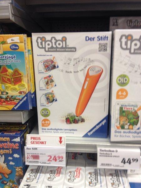 Ravensburger TipToi Stift und spiele reduziert