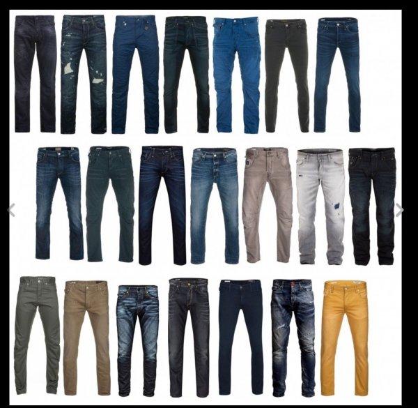 Ebay WoW : NEU JACK & JONES Jeans Hose Denim Herren Erik Dale Ben Boxy Tim Rick 24 Modelle