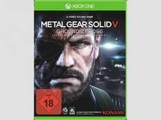 Metal Gear Solid 5 - Ground Zeroes - Xbox One