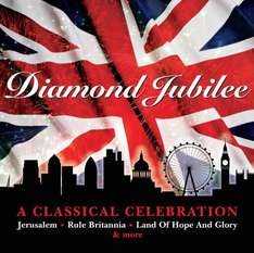 Amazon Prime: CD Queen's Diamond Jubilee Sampler ( 16 Songs) Nur 2,37 €