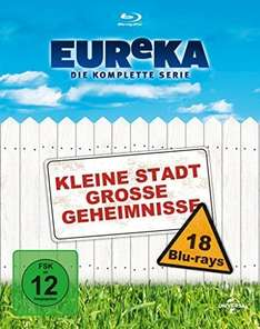 Eureka - Die komplette Serie  [BLU-RAY]  43,96 € @Media-Dealer