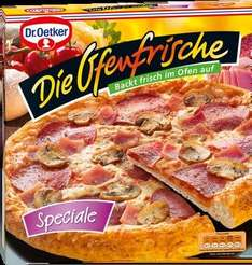 (REWE, bundesweit) Dr. Oetker - Die Ofenfrische - für 1,72€ mit Coupon