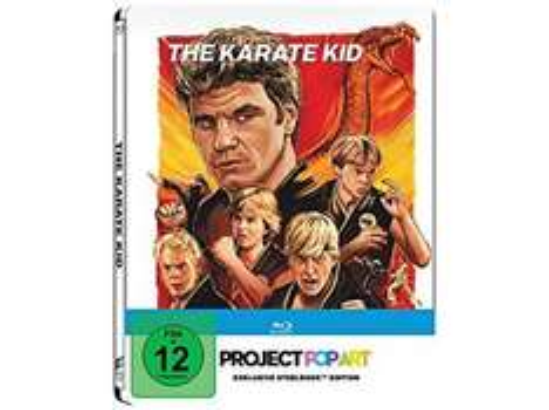 Karate Kid (Steelbook Edition / Pop Art/Exlusiv) - (Blu-ray) für 8,99 € > [saturn.de]