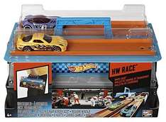 [Amazon-Prime] Mattel Hot Wheels CFC81 - Rennstarter-Koffer