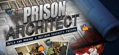 [Steam] Prison Architect+Uplink+Darwinia+Defcon+Multiwinia im Introversioner Bundle für 5,54€