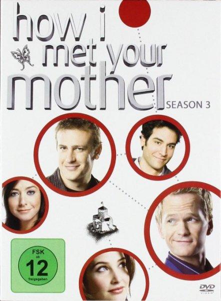 [Amazon WHD] How i met your mother - Season 3 @Amazon Prime