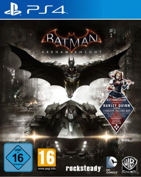 Batman Arkham Knight PS4 für 49,99 Euro bei Ebay WOW des Tages