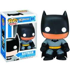 (UK)  Pop! Vinyl Figur Batman für 13.85€ @ Zavvi