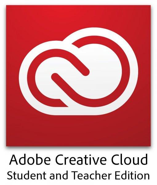 [Amazon-Student] Adobe Creative Cloud für Studenten Jahresabo mit 30% Rabatt