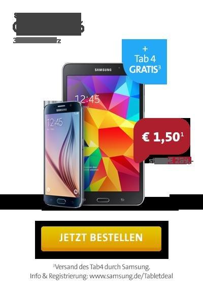 SPARHANDY S6 32GB + AllNET Flat XL 29,99 + 1,50 + Tab4