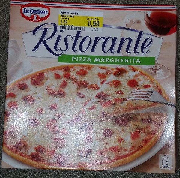 [LOKAL] GLOBUS DUTENHOFEN - Oetker Ristorante Pizza Margherita 0,99€