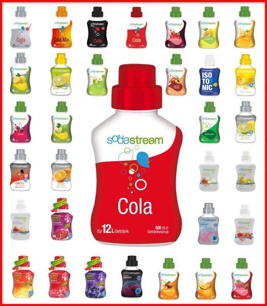 [Kaufland] Soda Stream Sirup jede Sorte nur 2,49€ (deutschlandweit)