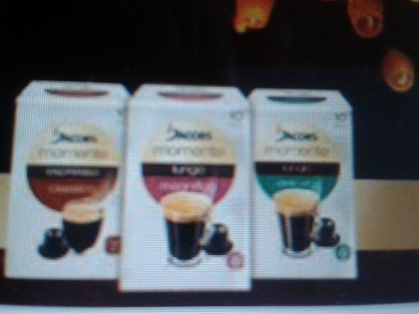 (COUPIES ) 0,50 € Cashback auf Espresso und Lungo Kapseln