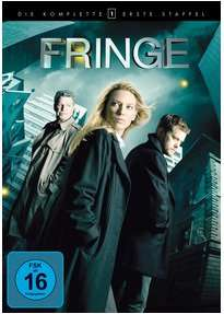 [Rebuy + Amazon] Fringe Staffel 1-5 DVD