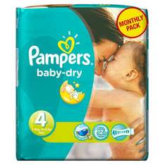 [Amazon Prime] 174 Pampers Windeln Baby Dry