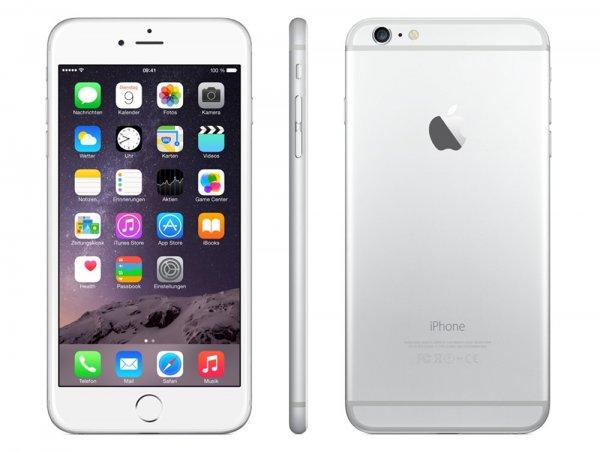 [Amazon Marketplace] Iphone 6 64GB Silber