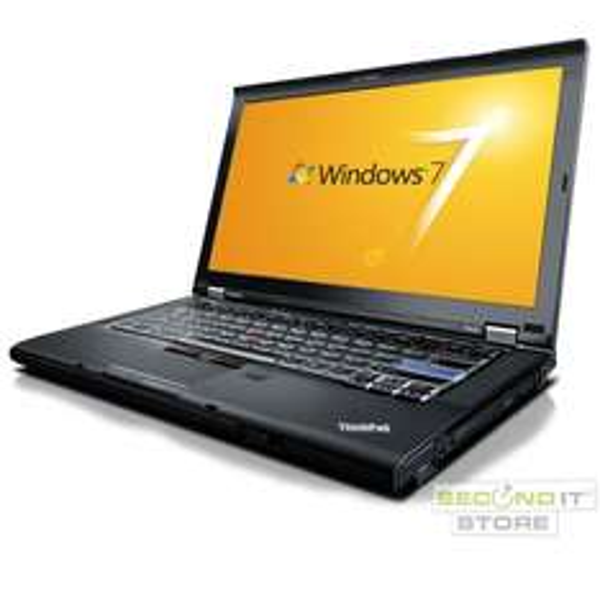 [klar definierte B-Ware] Lenovo Windows 10 ThinkPad T410 Notebook Intel Core i5 2 x 2,4 GHz 4 GB RAM 180GB SSD UMTS @Bucht zu 183,10€ + 6,90€ VSK