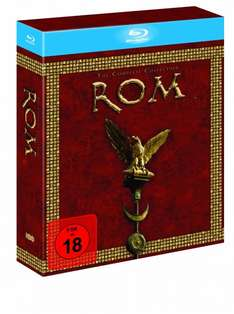 Rom - The Complete Collection [Blu-ray] für 34,97€