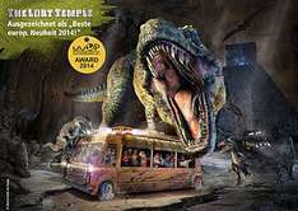 Zwei Movie Park-Tickets zum Preis von einem! (37€) + 2€ Versand - Ausverkauft!