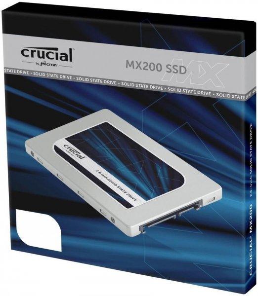 [Schwab + Qipu] Crucial MX200 SSD mit 250 GB für 86,94€