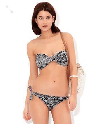 Accessorize: Bis zu -50% Sale auf Damenartikel (Schmuck, Taschen, Flip Flops), z.B. Bikinioberteil für 15,93€ statt 21,90€