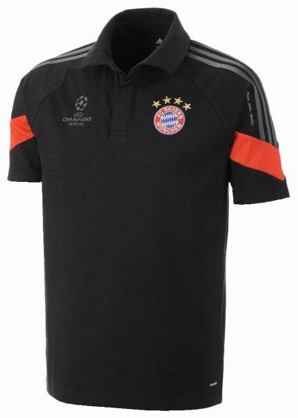 adidas Herren Poloshirt FC Bayern UCL 2014/15 ab 21,59 € ( S) und 21,99 € (M-XL)(cortexpower.de)