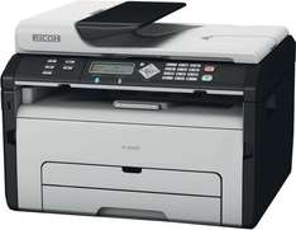 [Dealclub] RICOH SP 204SFNw Laser-Multifunktionsgerät s/w (A4, 4-in-1, Drucker, Kopierer, Scanner, Fax, ADF, WLAN, USB ,Scan-to-EMail, Scan-to-USB ) für 100,-€ Versandkostenfrei