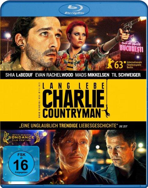 Lang lebe Charlie Countryman [Blu-ray] für 4,99€ @Mueller