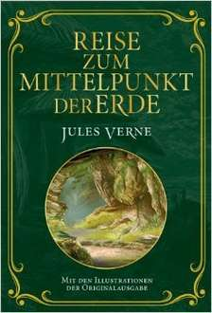 Amazon eBook: Jules Verne - Reise nach dem Mittelpunkt der Erde