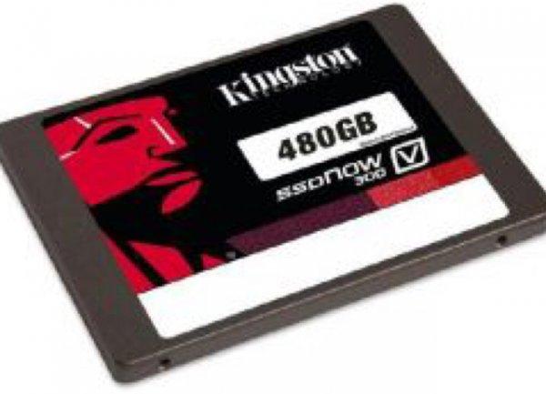 Kingston SSD 480GB V300 Serie