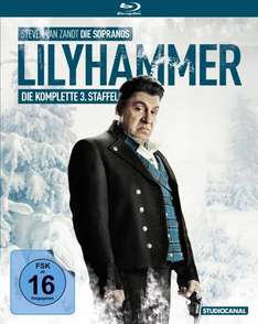 [Blu-Ray] Lilyhammer - Staffel 3 für 15,99€ + 3€ VSK @amazon.de