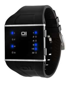 "The One Herren-Armbanduhr ""Slim"" für 73,35 € @ Amazon Marketplace statt Amazon 82,97 € / Idealo 126,65 €"