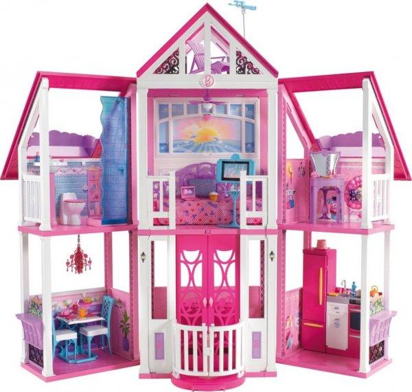 Mattel - Barbie Traumhaus (W3141) für 79,99 €, versandkostenfrei bei @Galeria Kaufhof
