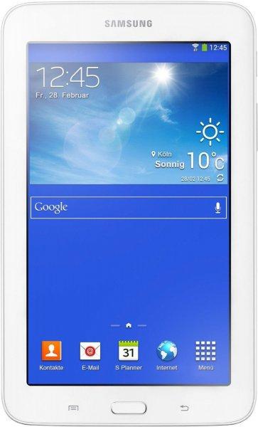 Samsung Galaxy Tab3 Lite SM-T110 7.0 8GB WiFi cream white WIE NEU Gewährleistung
