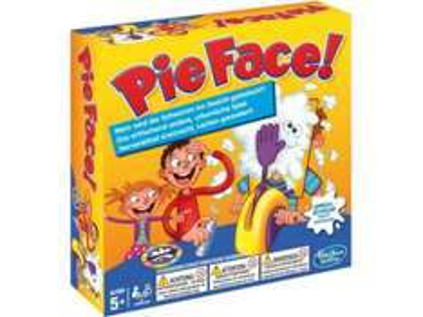 [german-toys.com] Kultspiel Pie Face von Rocket Games (vorbestellbar - Lieferung Oktober) Pvgl: 55 Euro